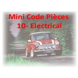 Mini Code Pieces 10 Electrical