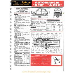Autobianchi A112 E Ft