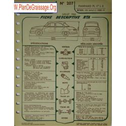 Panhard Pl 17 L6 M6 Tigre 207