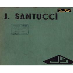 Peugeot 10 11 12 Cv 302 402 Catalogue Santucci Des Pieces Detachees