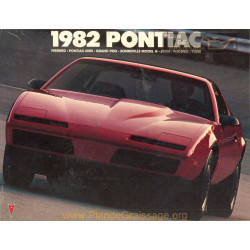 Pontiac Car Dealer 1982