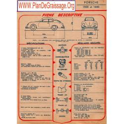 Porsche 1500 1600 Fd