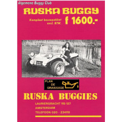Ruska Buggy Brochure F 1600 Abc