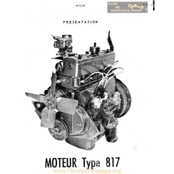 Saviem Tp3 Sg Type 817 Manuel Moteur
