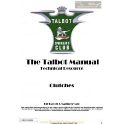 Talbot G9 Clutches