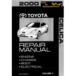 Toyota 2000 Celica Vvti Manual Repair Volume2