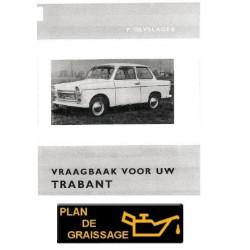 Trabant 600 601 P Vraagbaak 1964 1965