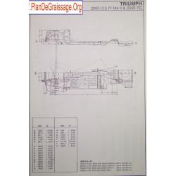 Triumph 2000 2500 Pi Tc