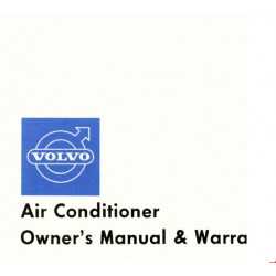 Volvo 140 160 180 Serie1 Air Conditiner