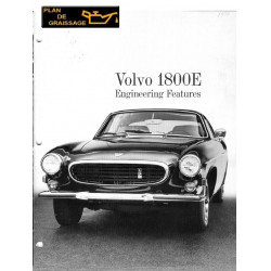 Volvo 1800e Engineering Features