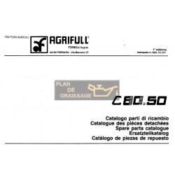 Agrifull C80 50 Tracteur