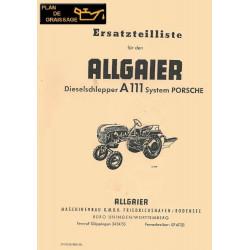 Allgaier A111 System Porsche