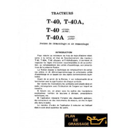 Avto T40 T40a Notice Demontage