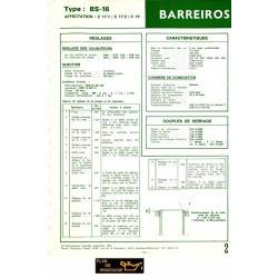 Barreiros Bs 16 C17 C19
