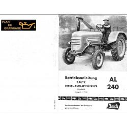 Bautz Al 240 24ps Manuel