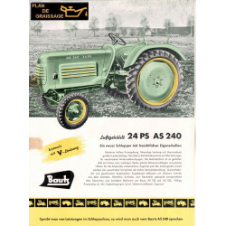 Bautz As 240 24ps Publicite