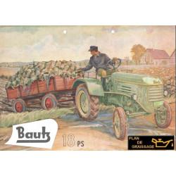Bautz Aw 180 18ps Publicite