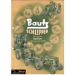 Bautz Schlepper Gamme