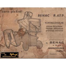 Benac R67 9 Corn Picker