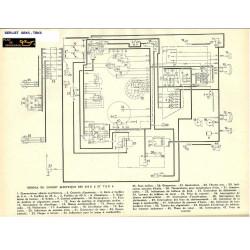 Berliet Gbk6 Tbk6 Schema Electrique