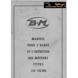 Bernard 112 Bis Moteur