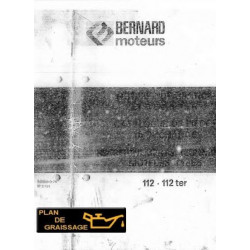 Bernard 112 Ter Moteur