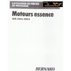 Bernard 18b 318a 328a Moteur