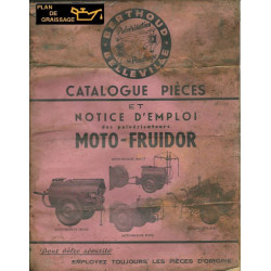Berthoud Belleville Pulverisateur Moto Fruidor
