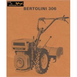 Bertolini 306 Motoculteurs