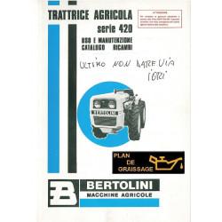 Bertolini 421 424 428 431 432 433