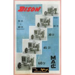 Bison 15 24 30 45cv