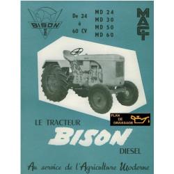 Bison Md 24 30 50 60