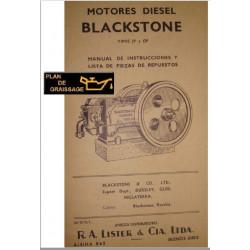 Blackstone Diesel Moteur