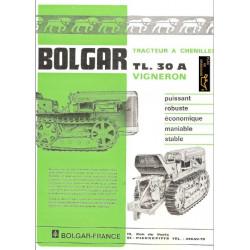 Bolgar Tl30a Chenillards