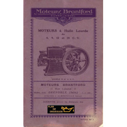 Brantford 6 9 12 15 Hp Moteur