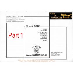 Carraro Sm Tigre Catalogue Part1