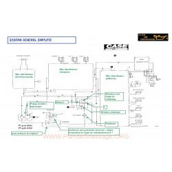 Case 580k Schema Hydraulique