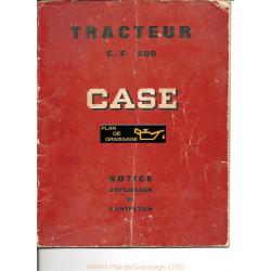 Case Cf 400 Livert 1967