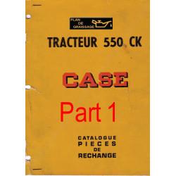 Case Ck 550 Part1