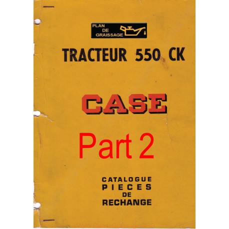Case Ck 550 Part2