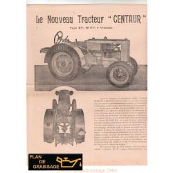 Centaur Kv 30cv Tracteur