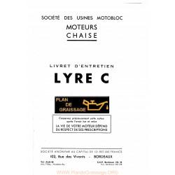 Chaise Lyre C Moteur