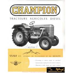 Champion Alto 55 60 Cv