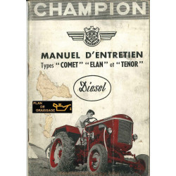 Champion Comet Elan Tenor2