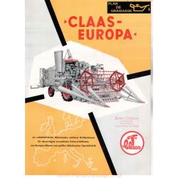 Claas Europa Brochue1 Moissonneuses