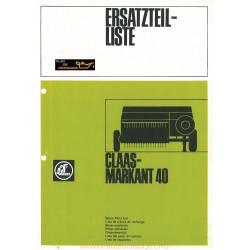 Claas Markant 40