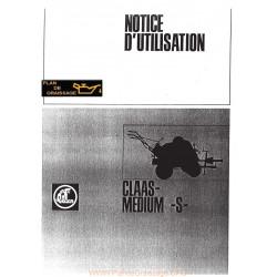 Claas Medium S
