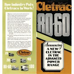 Cletrac 80 60