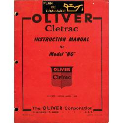 Cletrac Oliver Hg Chenillards