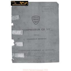 Clm Compresseur Moteur